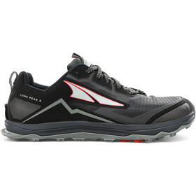 Altra Lone Peak 5 Running Shoes Men, dark slate/red